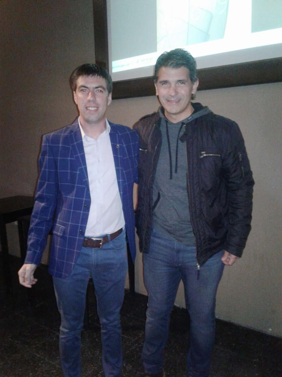 """Sergio Viola: """"Estamos esperando la llegada del VAR que pueda solucionar algunos problemitas"""""""