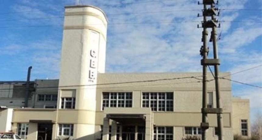 Informe de prensa de la Cooperativa eléctrica de Bolívar sobre cortes de energía