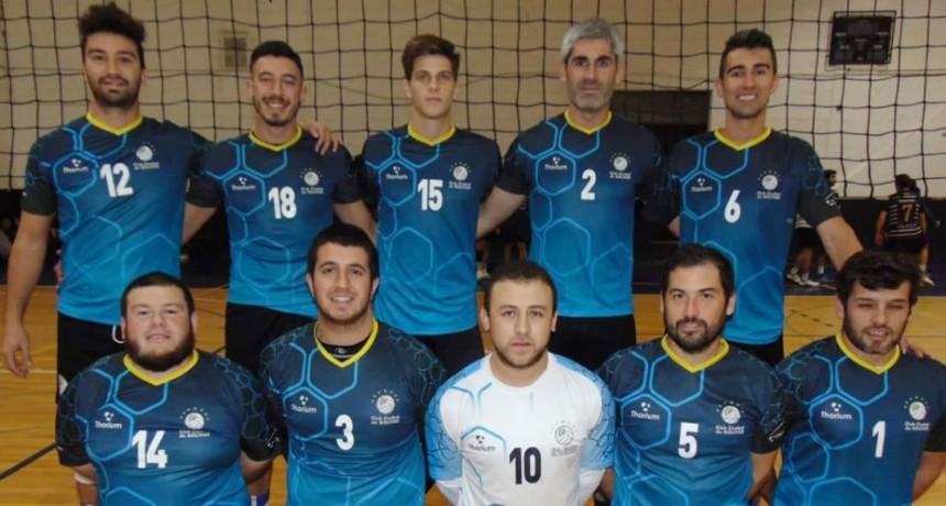 Vóley: El equipo amateur del Club Ciudad dará pelea en los cuartos de final de la liga olavarriense