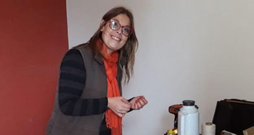 1º gran remate a cargo de Romina Macchiaroli