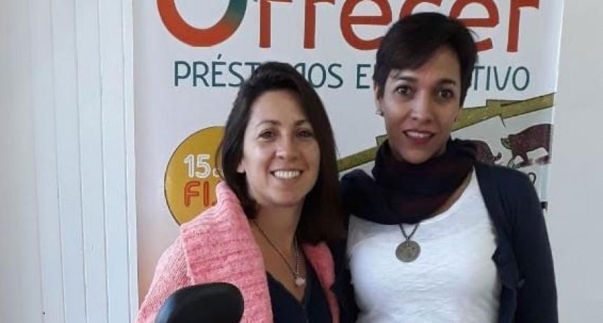 """Florencia de Ofrecer: 'Últimamente entregamos dinero para cubrir las necesidades básicas"""""""