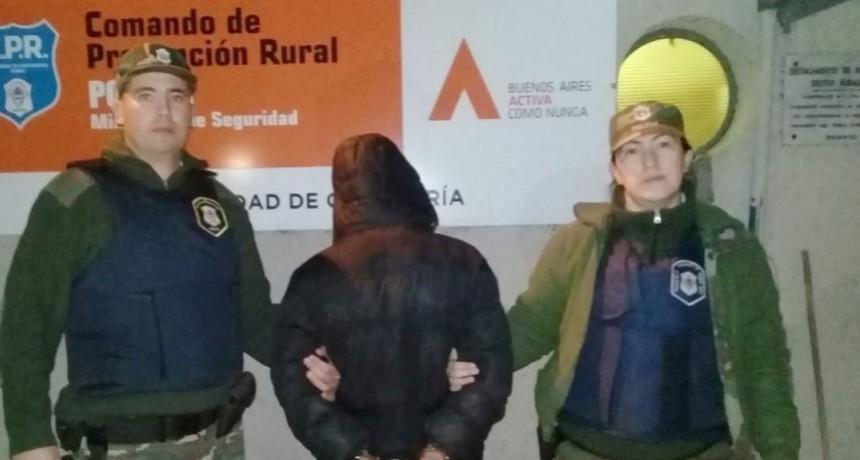 """Informe CPR Olavarría: """"Robo Agravado-Cerealera"""""""