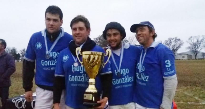 Pato: Un bolivarense grito campeón con La Carolina de Ayacucho