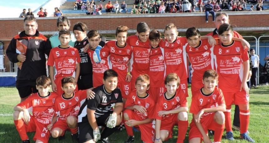 Se juega la 11º fecha del torneo de las divisiones inferiores