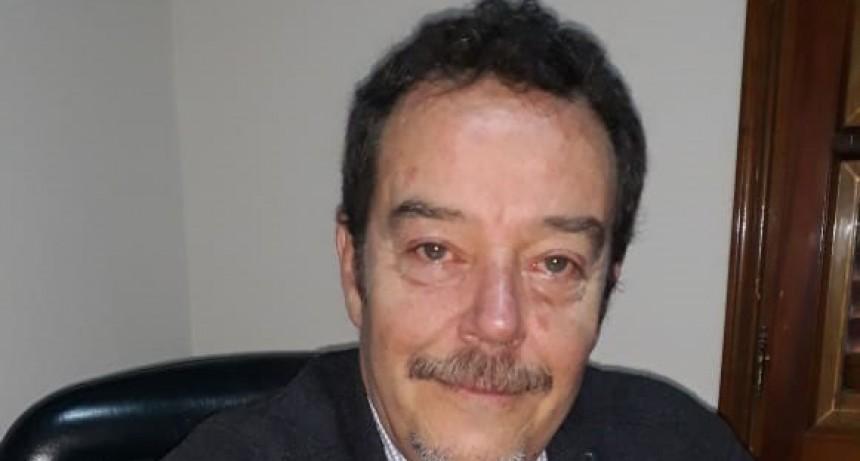 """Rodolfo Romero: 'El espacio físico del servicio de cardiología está cerrado"""""""