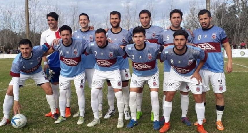 Deportivo Argentino jugó mejor y se llevo los 3 puntos en Club Alem