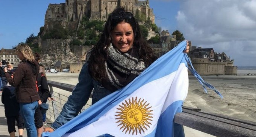 Valentina Martínez Barrio: 'Gracias a que Rotary me permitió participar de este intercambio viví un año maravilloso'