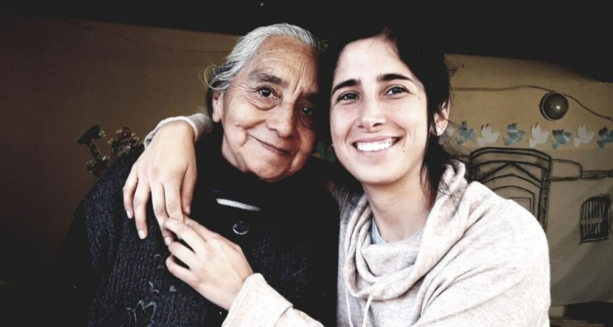 """Gabriela Fernández: """"A medida que pasan los años y seguís participando te vas sintiendo más útil"""""""
