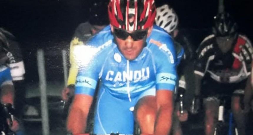 Mingo Giordano, ciclismo: 'Uno a veces tiene que dejar no por ganas sino por necesidad'