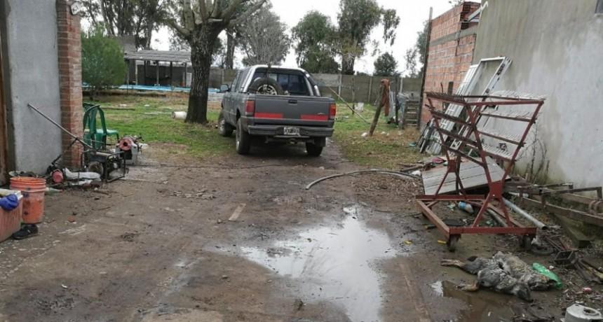 Informe oficial del CPR Bolívar: Causa Caratulada Abigeato