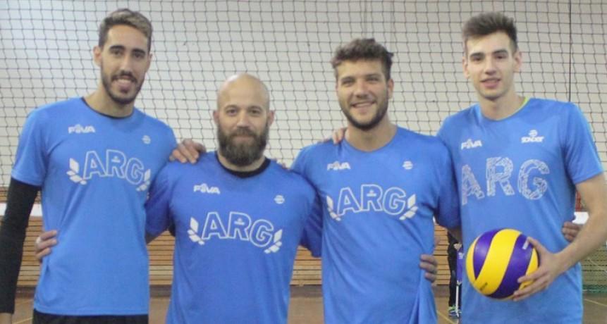 Cuatro jugadores de Personal Bolívar en el plantel de la selección argentina