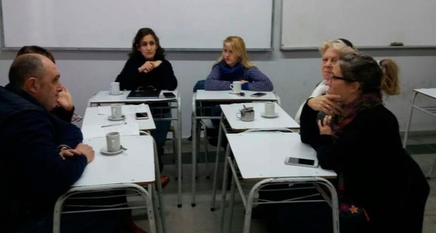 Se reunió el Comité Ejecutivo del Consejo de Discapacidad