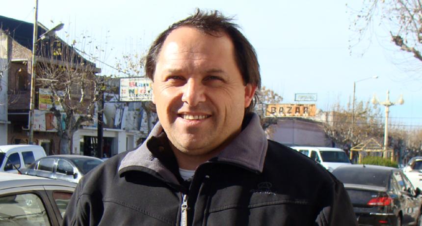 Alberto Tomassini anunció el Fixture del torneo regional sub-15