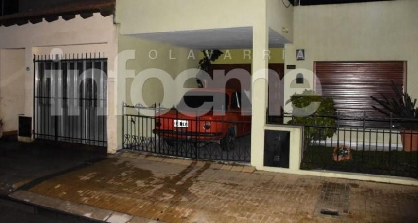 Olavarría: Trágico incendio en barrio Luján; murió una catequista y un párroco resultó herido