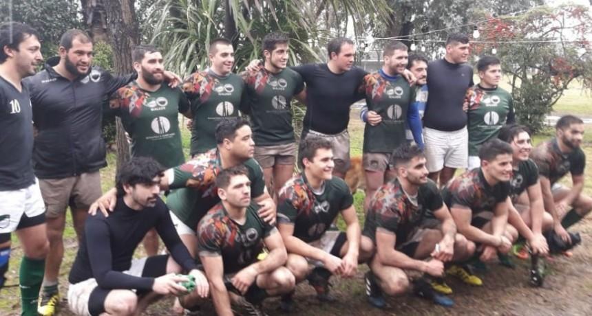 Rugby: Sábado con triunfo Indio en Bolívar