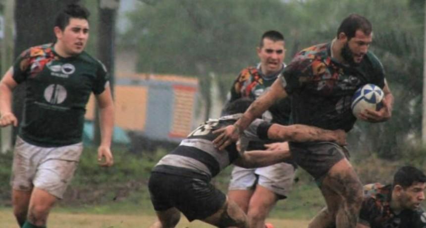 """Enzo Ortiz; Rugby: """"En ataque somos muy potentes, tenemos que reforzar la defensa"""""""
