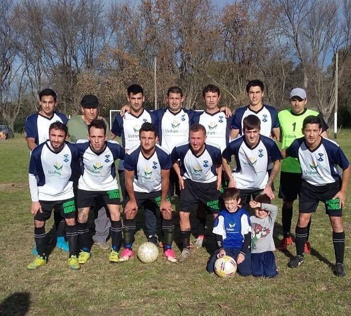 Futbol Recreativo Rural: Agrario lidera la tabla de 1º división; La 14 hace lo propio en 2º