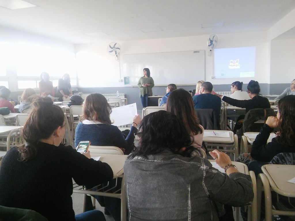 """Se realizó el segundo encuentro del taller """"Atención en la Diversidad"""""""