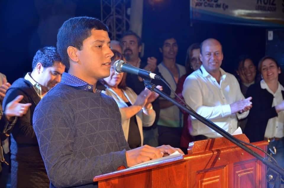Córdoba: Joven intendente no terminó la secundaria