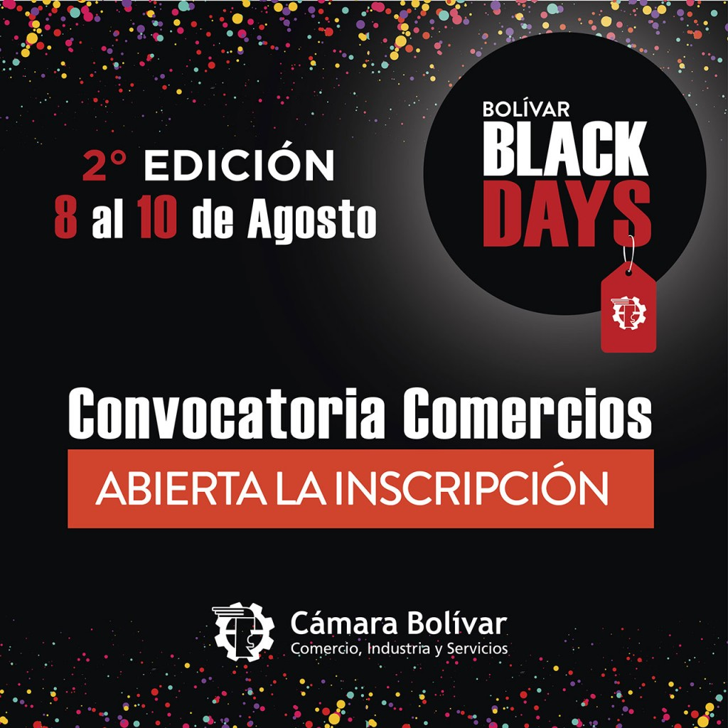 Se viene un nuevo Bolívar Black Days