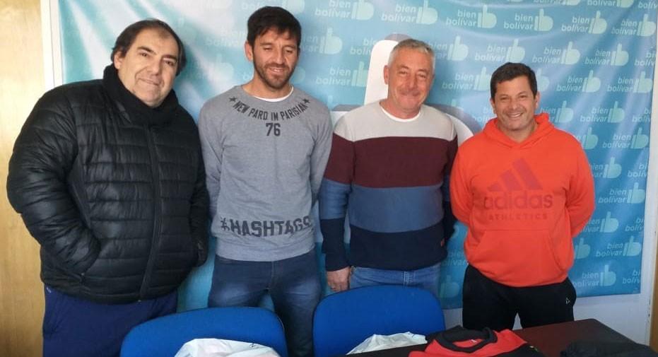 Se entregaron los conjuntos de indumentaria a los ganadores de la Copa Ciudad 2019