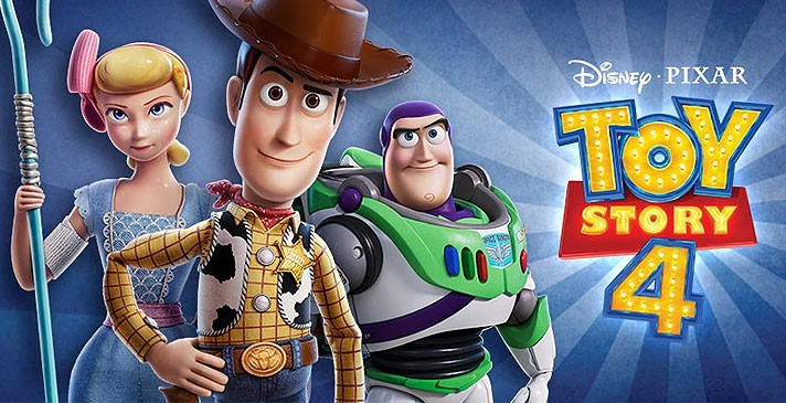 Vuelve al Cine Avenida Toy Story 4