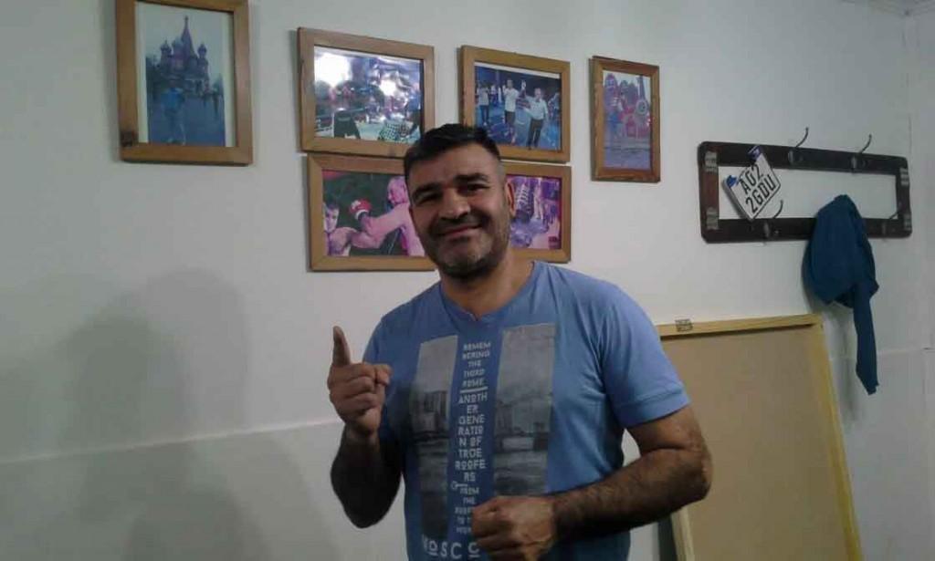 Walter Cabral ya es oficialmente Director Técnico Nacional de la FAB