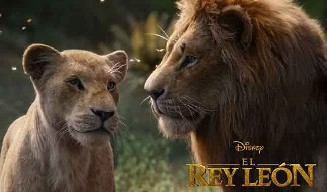 Vacaciones de Invierno en el Cine Avenida: Llega 'El Rey León'