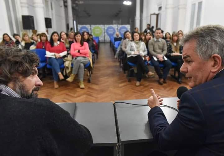 La Dirección de Niñez participó del Primer Encuentro Regional de Niñez y Adolescencia