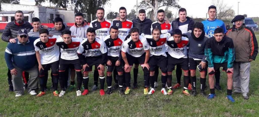 Vallimanca jugará la Copa Desafío de la segunda división del Futbol Rural Recreativo