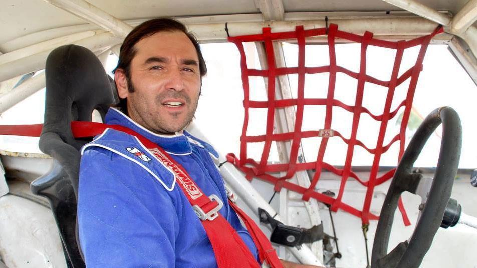Hernán Ricciuto: 'Estoy tranquilo porque tengo un auto que viene respondiendo bien'