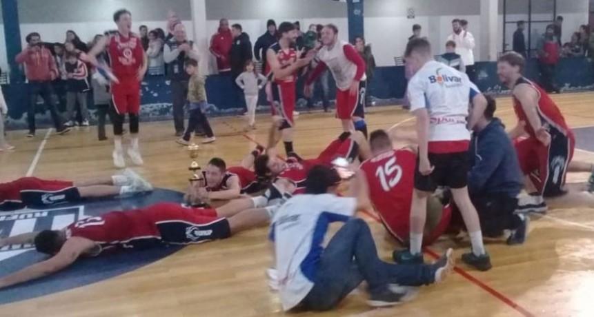 Super Campeones; Sport Club triunfo y campeonato histórico en Rufino