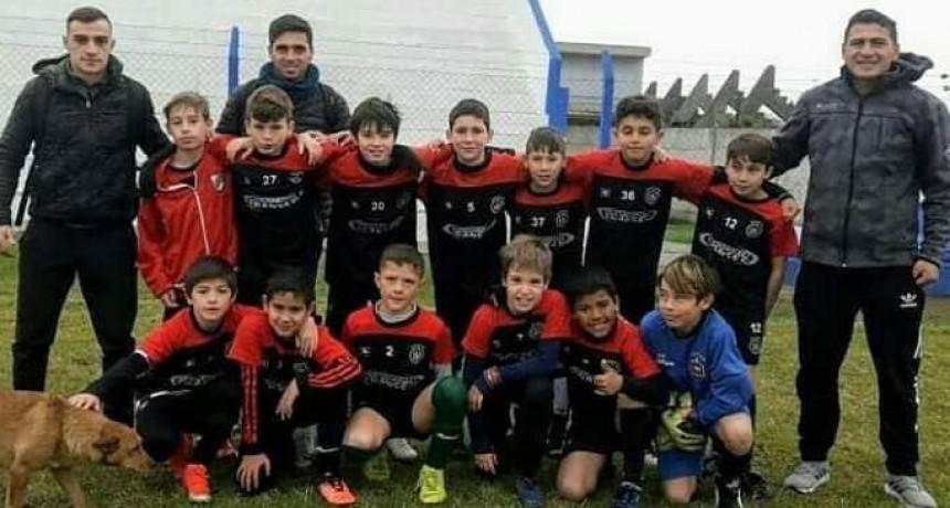 Las divisiones inferiores cumplieron con la 10º fecha del torneo