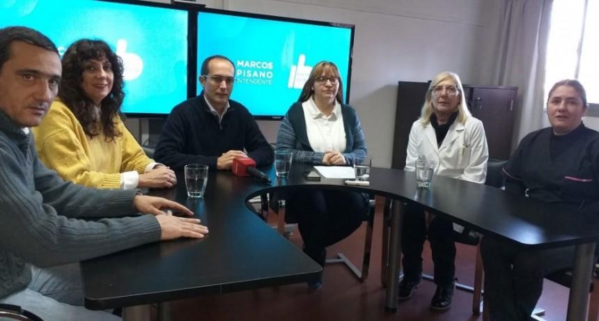 Marcos Pisano: 'La buena salud financiera del municipio nos permite este tipo de adquisiciones'