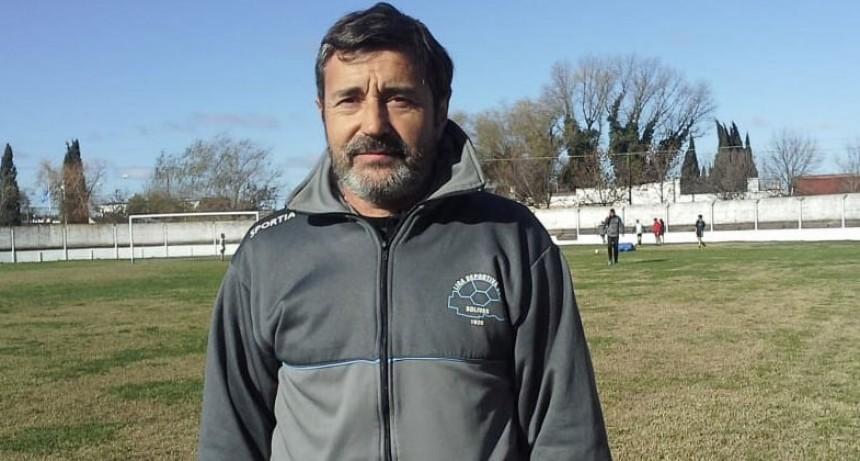 Miguel Ángel Almeira: 'Siempre intento dejarles alguna enseñanza a los chicos más allá de lo deportivo'