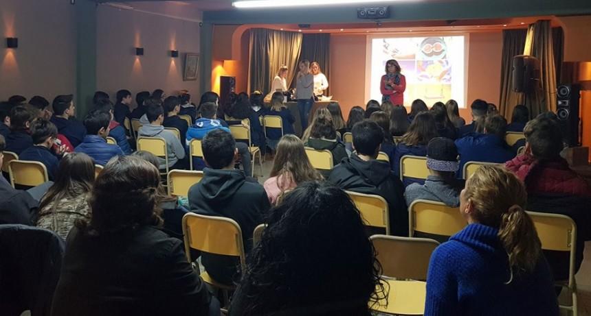 Finalizó la primera etapa del Encuentro Joven de Géneros y Diversidad