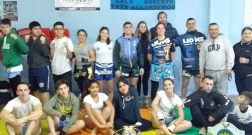 Leo Corrales: 'Hoy en Kick Boxing es mi estilo de vida'