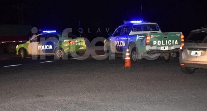 Olavarría: Trágico accidente en Ruta 226; Aprehendieron al conductor de una camioneta