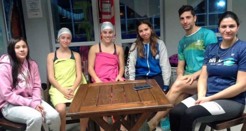Cuatro nadadoras locales clasificaron a la etapa final de los juegos bonaerenses