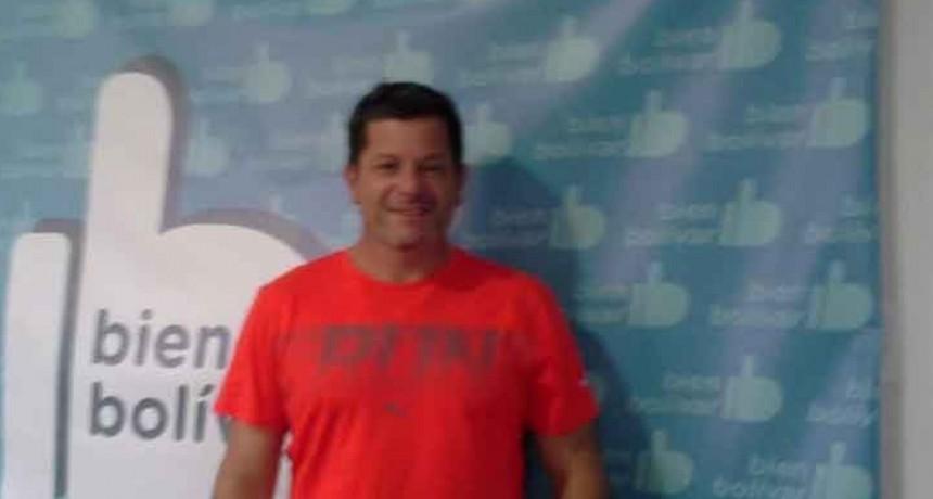 Adrian Domenech estará brindando una capacitación en Bolívar