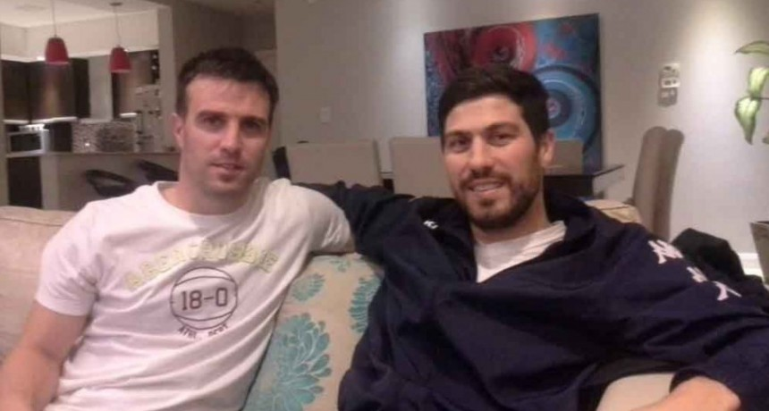 Emilio Miramón y Kiko Ruiz; amistad más allá del futbol