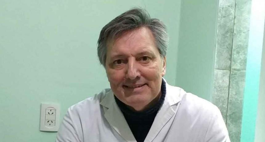 Luciano Maggi: 'Siempre se atienda a la persona en su integridad no solo física, sino familiar y hasta cultural'