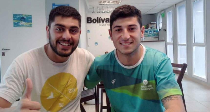 Tiago Pato-Nacho Diaz; desde la infancia compartiendo la pasión futbolera