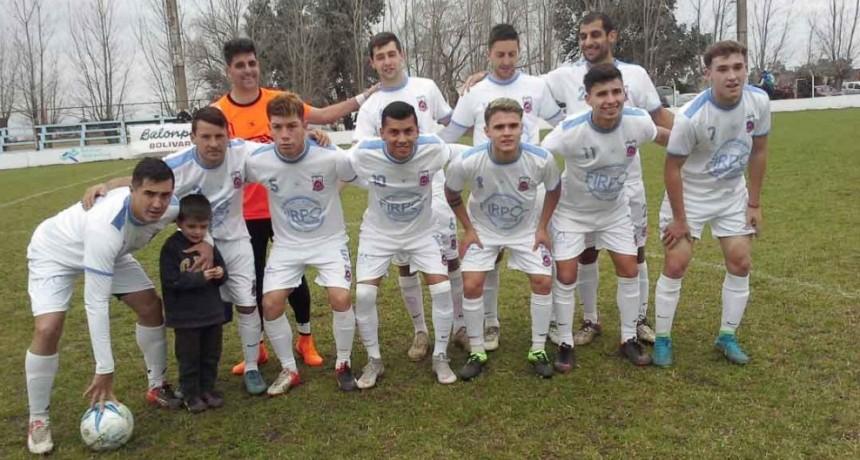 Buen futbol y Triunfazo para Balonpie en Alem