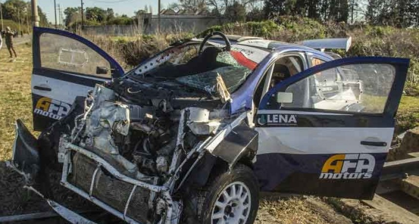 Azul: Un fallecido a causa de un accidente de Transito