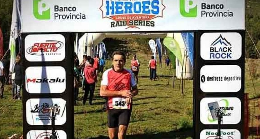 Lucio Capiello: 'Yo corro porque me gusta y no para ganar carreras'