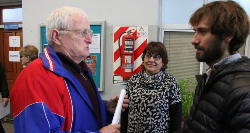 Adultos Mayores viajan a conocer las Termas de Carhué