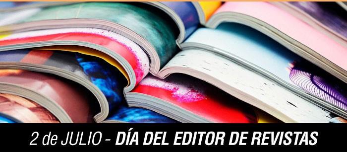 Día del Editor de Revistas