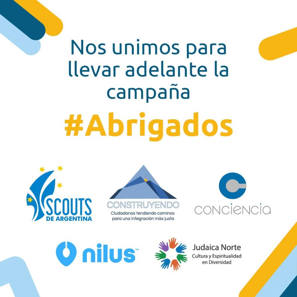 Casi 10.000 frazadas donadas para la campaña #Abrigados