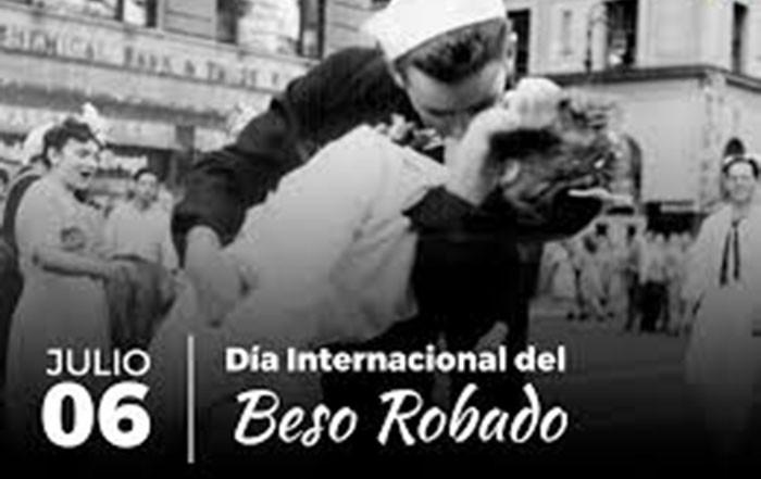 Día Internacional del Beso Robado